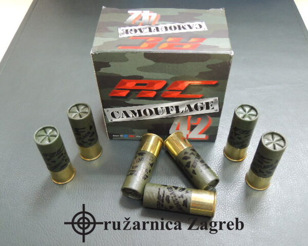 RC 42 CAMOUFLAGE  cal.12  3,10mm 42g