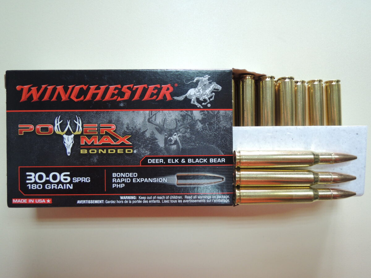 Winchester Power Max Bonded 30-06 11,7g