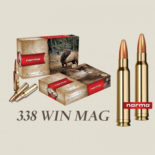 NORMA .338 WIN MAG MEDIUM GAME
