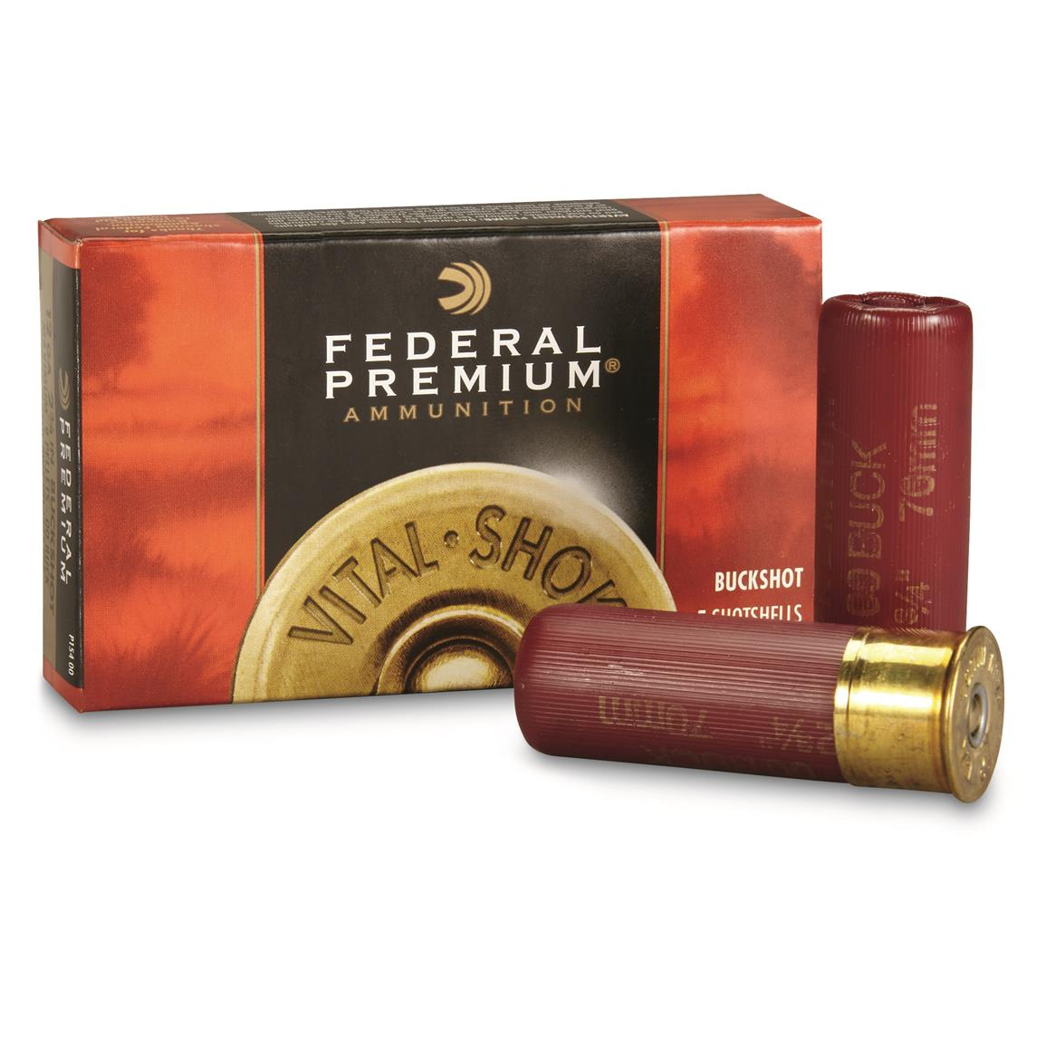 FEDERAL 12/76 6,1mm 41P