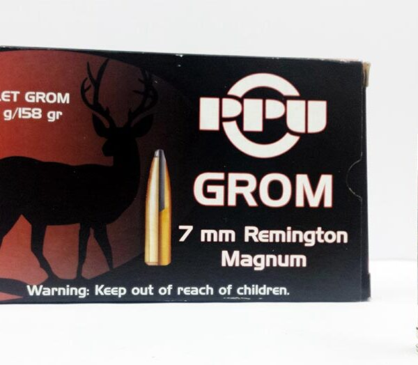 PPU 7mm Rem.Mag. Grom 10,2g